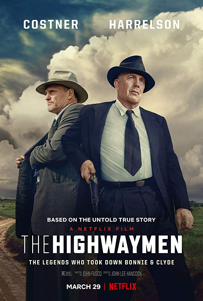Постер к/ф The Highwaymen